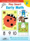 Play Smart Early Math Ages 2-4: At-home Wipe-off Workbook with Erasable Marker Cover Image