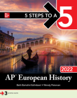 5 Steps to a 5: AP European History 2022 Cover Image