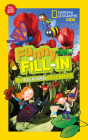 National Geographic Kids Funny Fill-in: My Backyard Adventure (NG Kids Funny Fill In) Cover Image