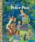 Walt Disney's Peter Pan (Disney Classic) (Little Golden Book) Cover Image