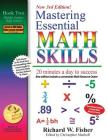Mastering Essential Math Skills, Book 2: Middle Grades/High School, 3rd Edition: 20 minutes a day to success Cover Image