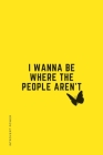 INTROVERT POWER I wanna be where the people aren't: The secret strengths of INFJ personality Dot Grid Composition Notebook with Funny Quotes Gifts for Cover Image