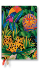 Paperblanks 2021 Jungle Song Mini 12-Month-Flexis Cover Image