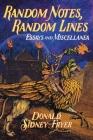 Random Notes, Random Lines: Essays and Miscellanea Cover Image