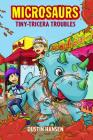 Microsaurs: Tiny-Tricera Troubles Cover Image