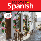 Cal 2021- 365 Days to Spanish Wall Cover Image