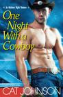 One Night with a Cowboy (An Oklahoma Nights Romance #1) Cover Image