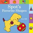 Spot's Favorite Shapes Cover Image