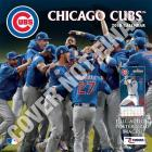 Chicago Cubs 2019 12x12 Team Wall Calendar Cover Image