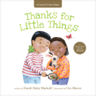Thanks for Little Things: A Heart-To-Heart Talk with Jesus Cover Image