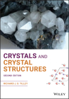 Crystals and Crystal Structures Cover Image