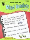 Mind Benders® Verbal: Deductive Thinking Skills Cover Image