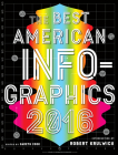 The Best American Infographics 2016 (The Best American Series ®) Cover Image