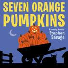 Seven Orange Pumpkins Board Book Cover Image
