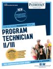 Program Technician II/III, Volume 4738 (Career Examination) Cover Image