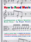 How to Read Music: Fundamentals of Music Notation Made Easy Cover Image