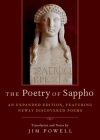 The Poetry of Sappho: An Expanded Edition, Featuring Newly Discovered Poems Cover Image