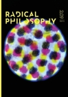 Radical Philosophy 2.09 / Winter 2020-21 Cover Image
