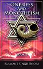 Oneness and Monotheism: Book 2 Cover Image
