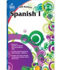 Spanish I, Grades 6 - 8 (Skill Builders), Grades 6 - 8 Cover Image