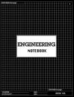 Engineering Notebook: Engineer Lab Quadrille Graph Paper - Grid Format Quad Ruled for Laboratory Work: 120 Pages Professional Layout 8.5 x 1 Cover Image
