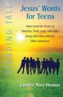 Jesus' Words for Teens -- Standing Tall Student Workbook Cover Image
