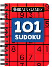 Brain Games Mini - 101 Sudoku Cover Image