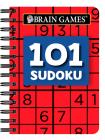 Mini Brain Games 101 Sudoku Cover Image