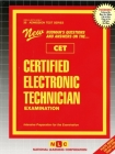 CERTIFIED ELECTRONIC TECHNICIAN (CET): Passbooks Study Guide (Admission Test Series (ATS)) Cover Image