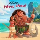 Meet Maui (DIsney Moana) (Pictureback(R)) Cover Image