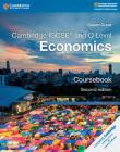 Cambridge Igcse(r) and O Level Economics Coursebook (Cambridge International Igcse) Cover Image