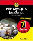 Php, Mysql, & JavaScript All-In-One for Dummies Cover Image