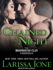 Chained by Night (Moonbound Clan Vampires #2) Cover Image