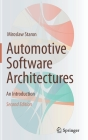Automotive Software Architectures: An Introduction Cover Image