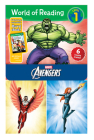 World of Reading Avengers Boxed Set: Level 1 Cover Image