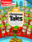 Christmas Tales (Highlights Hidden Pictures Silly Sticker Stories) Cover Image