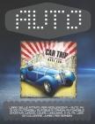 Libro delle attività per adolescenti - Auto. Più di 100 automobili, autobus e camion: Automobile sportiva, Wagon, Coupe, Limousine, e altri. Libri da Cover Image