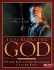 Experiencing God - Member Book: Knowing and Doing the Will of God Cover Image