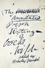 The Annotated Prison Writings of Oscar Wilde Cover Image