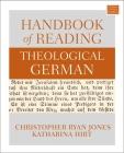 Handbook of Reading Theological German Cover Image