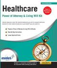 Healthcare Power of Attorney & Living Will Kit Cover Image