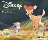 Disney 2021 Daily Calendar Cover Image
