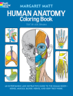 Human Anatomy Coloring Book (Dover Children's Science Books) Cover Image