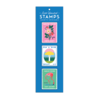 Ever Upward Stamps Shaped Magnetic Bookmarks Cover Image