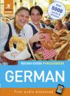 Rough Guide German Phrasebook Cover Image