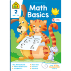 Math Basics 2 Deluxe Edition Workbook Cover Image