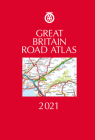 Great Britain Road Atlas 2021 Cover Image