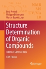 Structure Determination of Organic Compounds: Tables of Spectral Data Cover Image