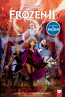 Disney Frozen and Frozen 2: The Story of the Movies in Comics Cover Image