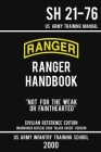 US Army Ranger Handbook SH 21-76 - Black Cover Version (2000 Civilian Reference Edition): Manual Of Army Ranger Training, Wilderness Operations, Mount Cover Image